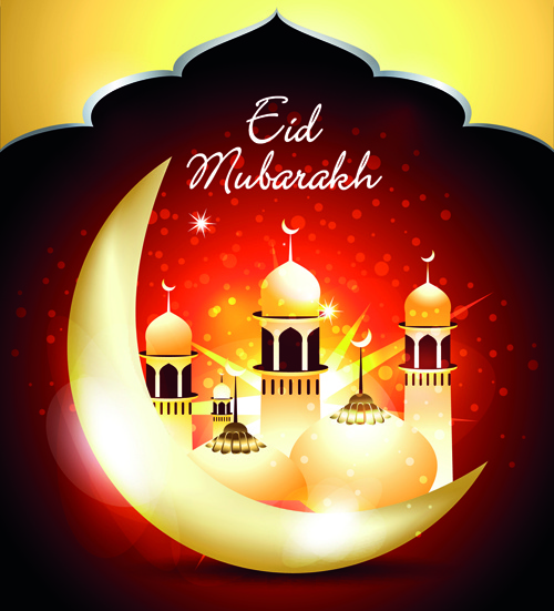 Vector background eid mubarak islamic design free vector in vector background eid mubarak islamic design m4hsunfo
