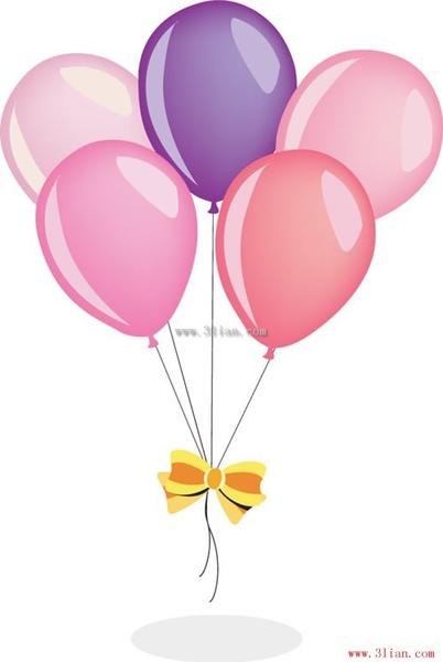 Vector Balloons Vector Free Vector In Adobe Illustrator Ai