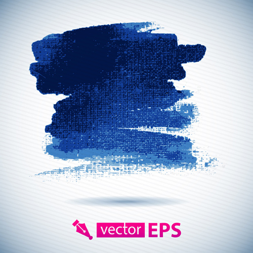 Blue Watercolor Splash Free Vector Download 8 923 Free