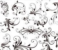 vector brushes stylish swirls photoshop brushes in photoshop brushes