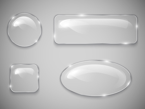 Vector glass frame design vector Free vector in Encapsulated ...