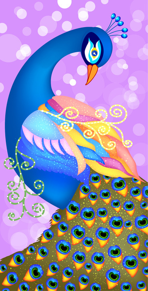 Peacock Free Vector Download 150 Free Vector For