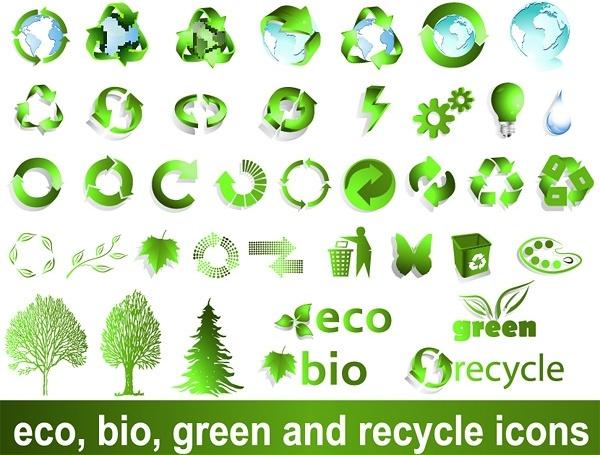 vector logo recyclable