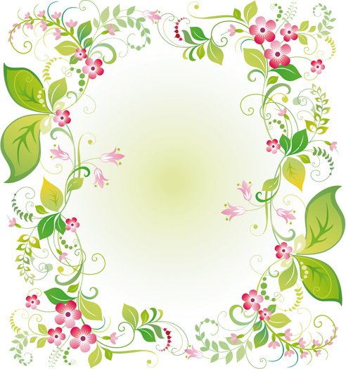 Flower Frame Vector Free Vector Download 15 272 Free