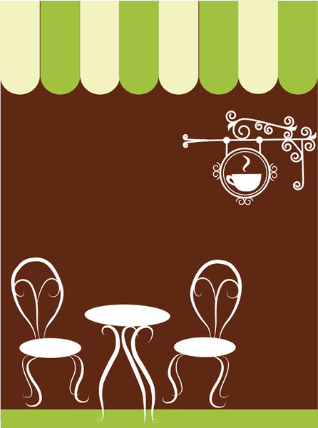 Cafe Menu Design Free