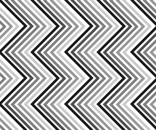 Vector Seamless Pattern Stylish Modern Texture Repeating
