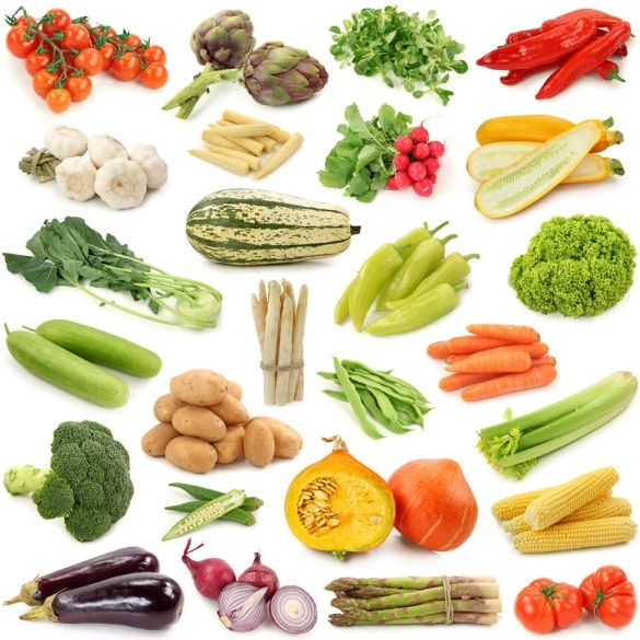 vegetables highdefinition picture
