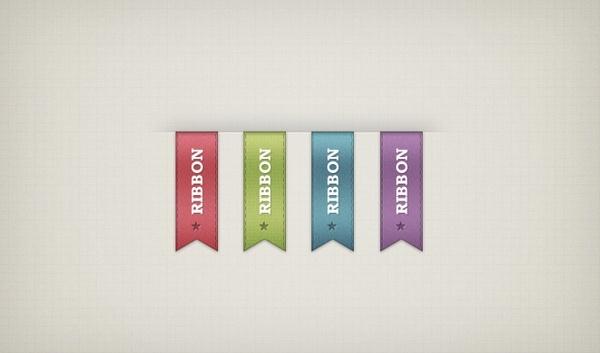 Vertical Ribbons