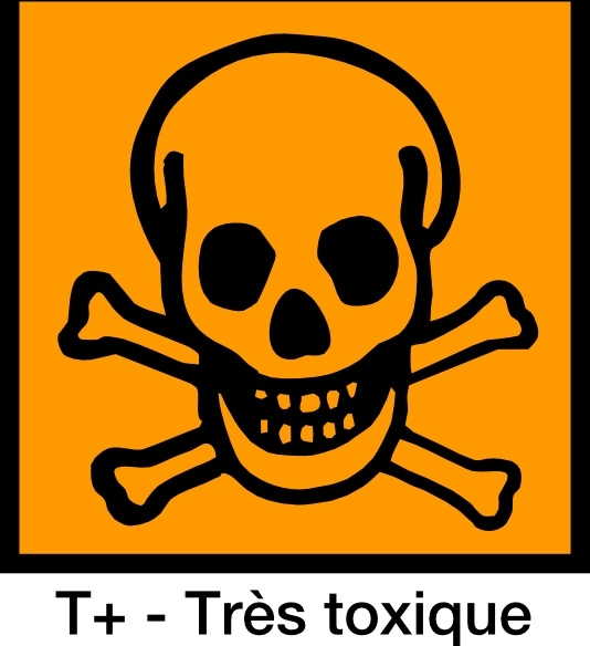 Very Toxic Sign Symbol Clip Art Free Vector In Open Office Drawing