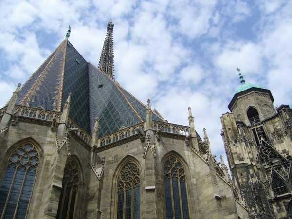 vienna st. stephen's cathedral church