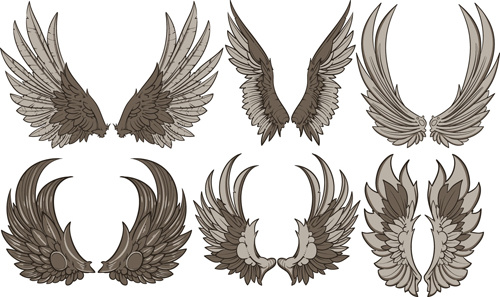 wings free vector download 1088 free vector for