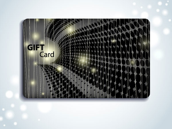 vip card background vector 4