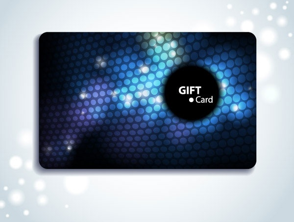 vip card background vector 6
