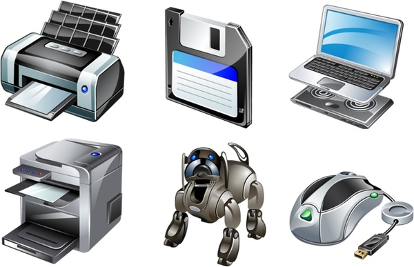 vista computer gadgets icons icons pack