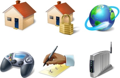 Vista Icons Pack PNG 02 icons pack