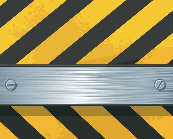 decorative background warning tap icon colored closeup design