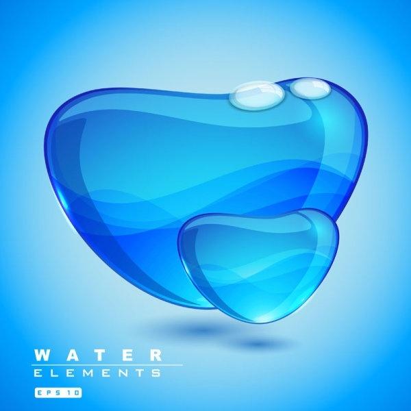 water 01 vector