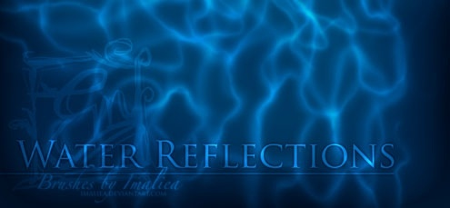 Water Reflection Brushes