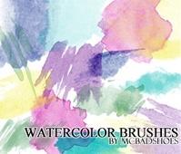 Watercolor Brushes