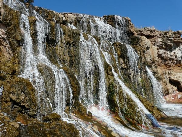 waterfall bach cascades