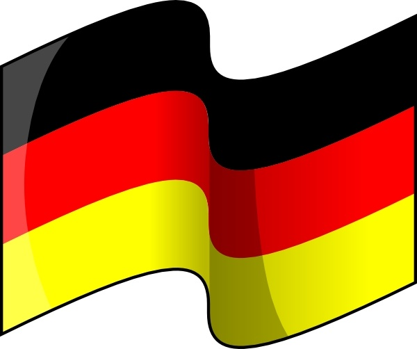 waving german flag clip art free vector in open office drawing svg rh all free download com  germany flag clipart