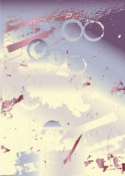 grungy abstract background retro splattered decor