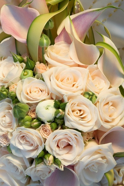 wedding bouquet hd picture