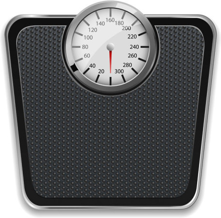 Weight Scales Vector