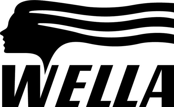 wella logo free vector in adobe illustrator ai    ai   vector illustration graphic art design