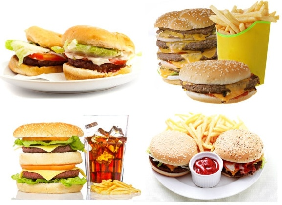 westernstyle fast food highdefinition picture
