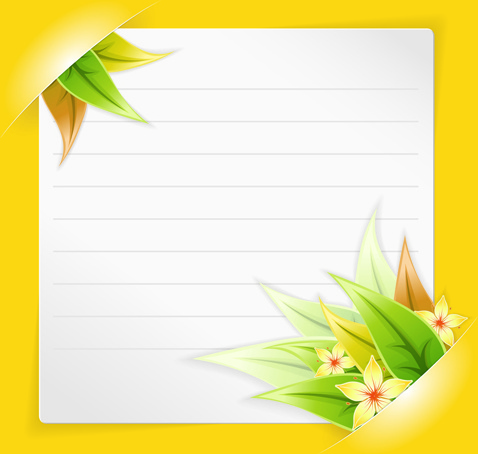 White blank paper design vector Free vector in Encapsulated