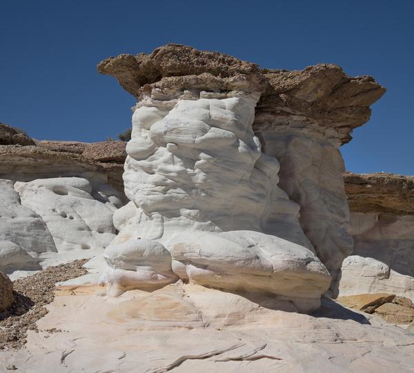 white rocks hoodoo