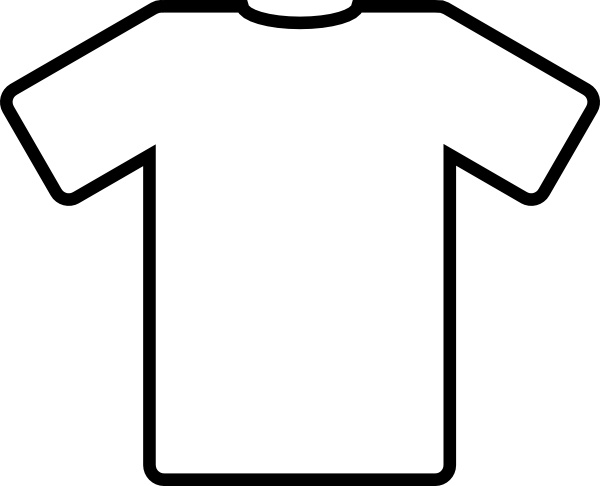 white t shirt clip art free vector in open office drawing svg svg rh all free download com clipart shirt clipart shirt outline