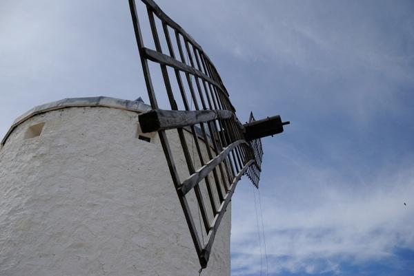 windmill sky architecture
