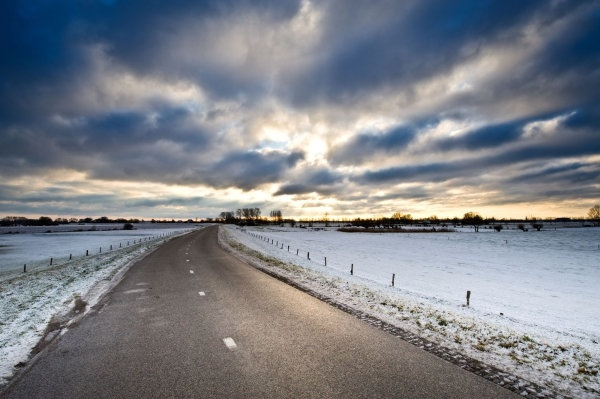winter landscape hd picture 3
