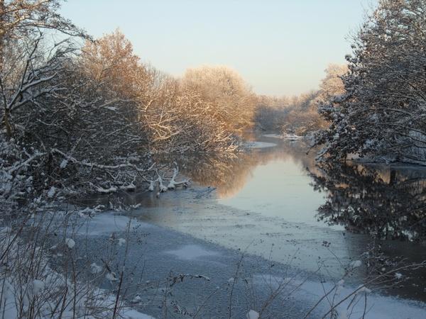 winter winter magic ice