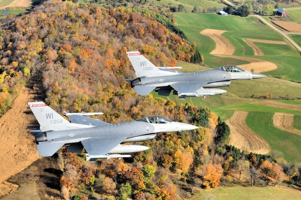 wisconsin jets fighters