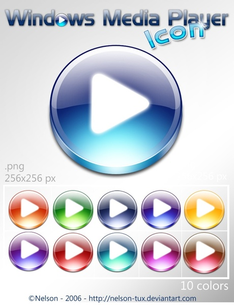 WMP 11 Icon icons pack