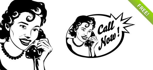 woman talking on the phone