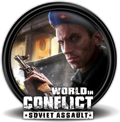 World in Conflict Soviet Assault 1
