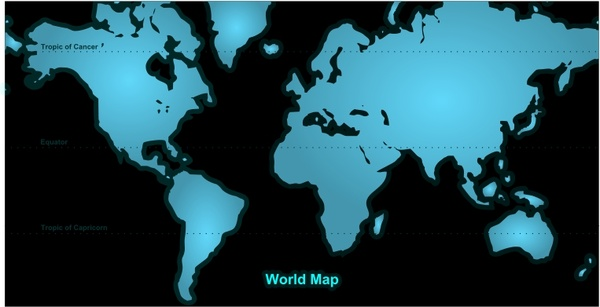 World map 2 free vector in open office drawing svg g vector world map 2 free vector 15401kb gumiabroncs Choice Image