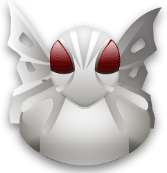 X Files Monster