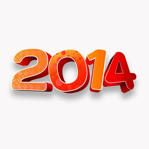 Year 2014 3D