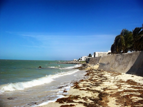 yucatan mexico sea