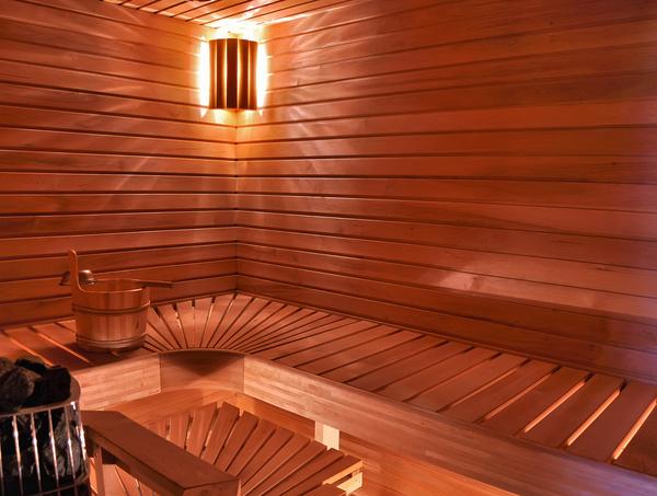 zen spa sauna