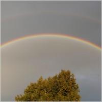 double rainbow rainbow mirroring