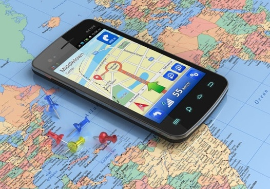 01 of the mobile navigation definition picture