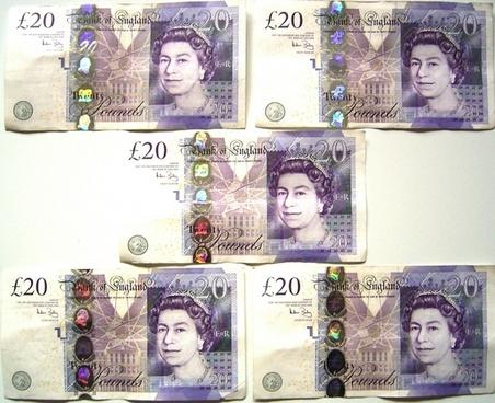 100 in cash