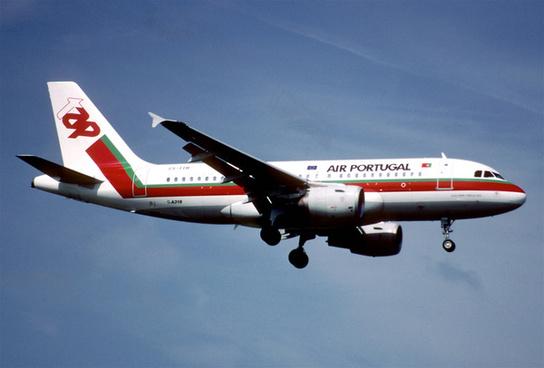 130au tap air portugal airbus a319 111 cs ttmzrh29042001