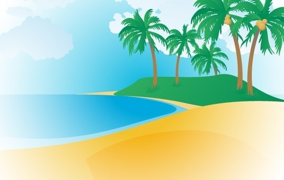 148-Tropical Beach